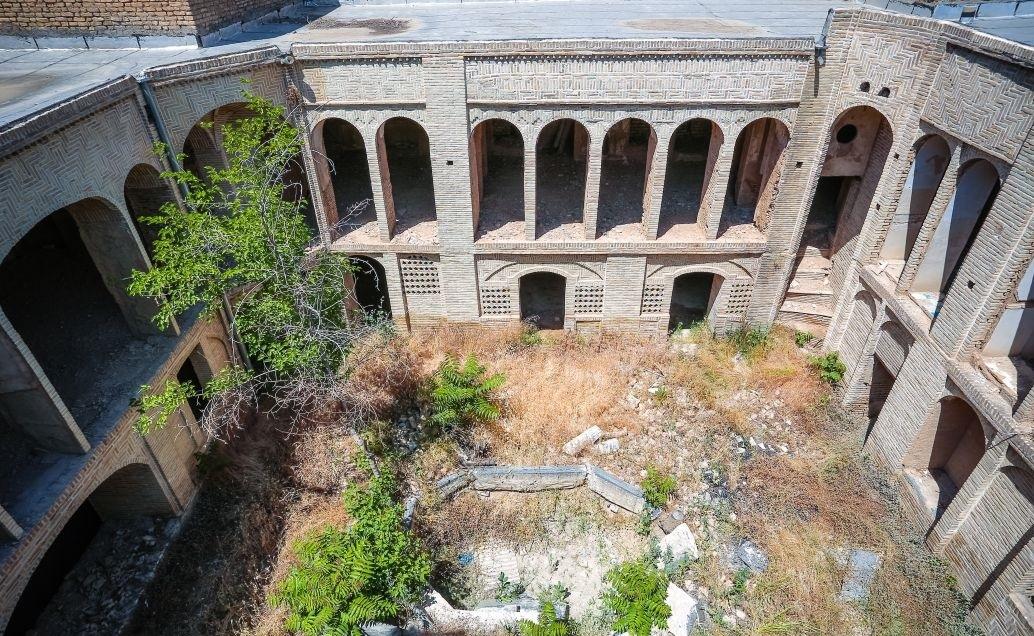 تصویب طرح نهایی مرمت خانه تاریخی محسنی اراک تا یک هفته آینده