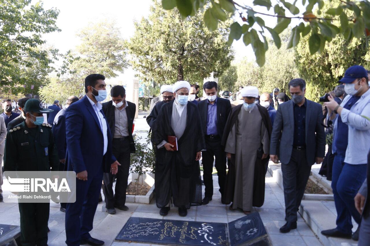 اعضای کمیسیون فرهنگی مجلس به مقام شهدای شهرکرد ادای احترام کردند