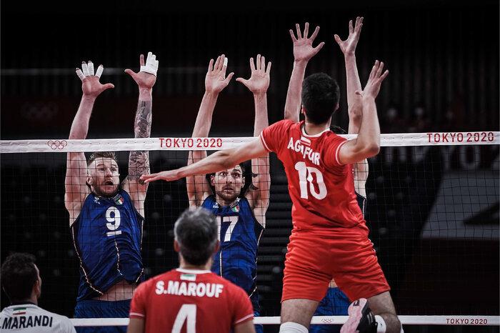 راه دشوار والیبال ایران در مسابقات قهرمانی جهان