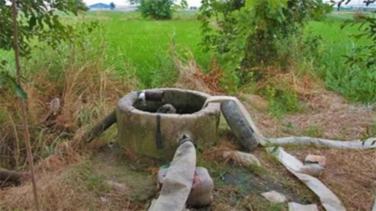 انسداد ۴۵ حلقه چاه آب غیرمجاز در مازندران