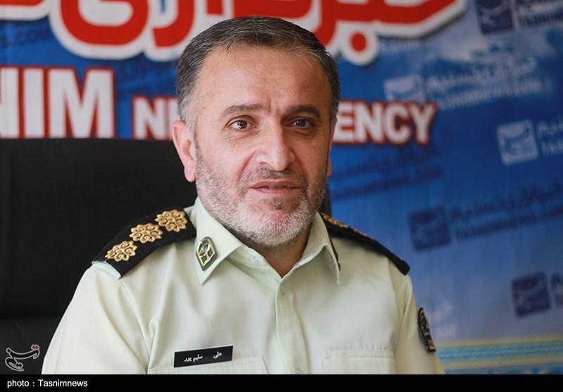 کشفیات مواد مخدر در استان البرز ۱۱ درصد افزایش یافت