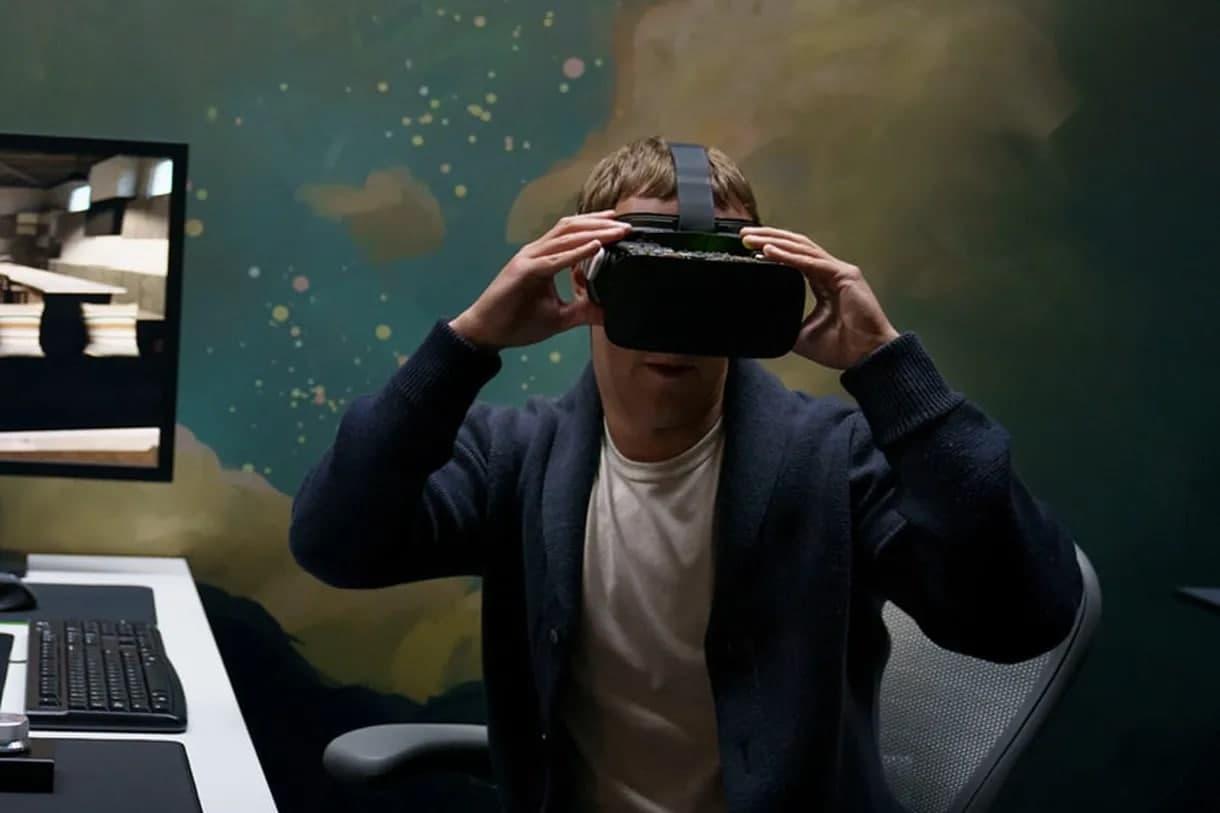 نمونه اولیه هدست واقعیت مجازی فیسبوک به نمایش گذاشته شد