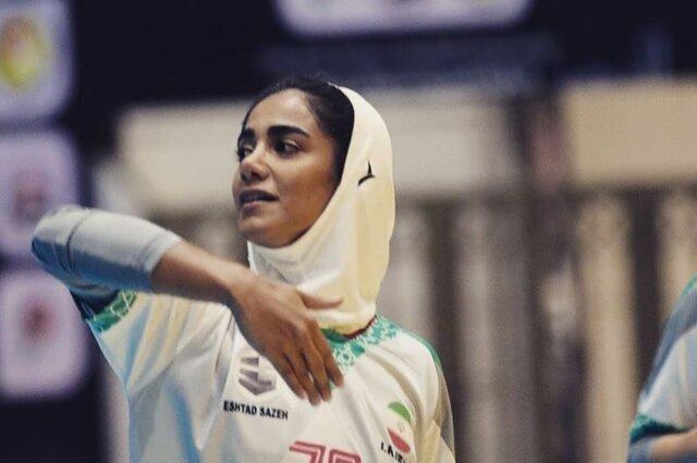 ۳ دختر هندبالیست ایران به لیگ ترکیه پیوستند
