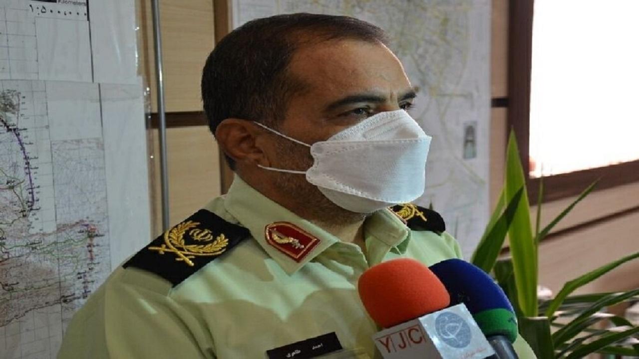 زمین گیر شدن سوداگران مرگ با ۵۳۰ کیلوگرم مواد افیونی در ایرانشهر