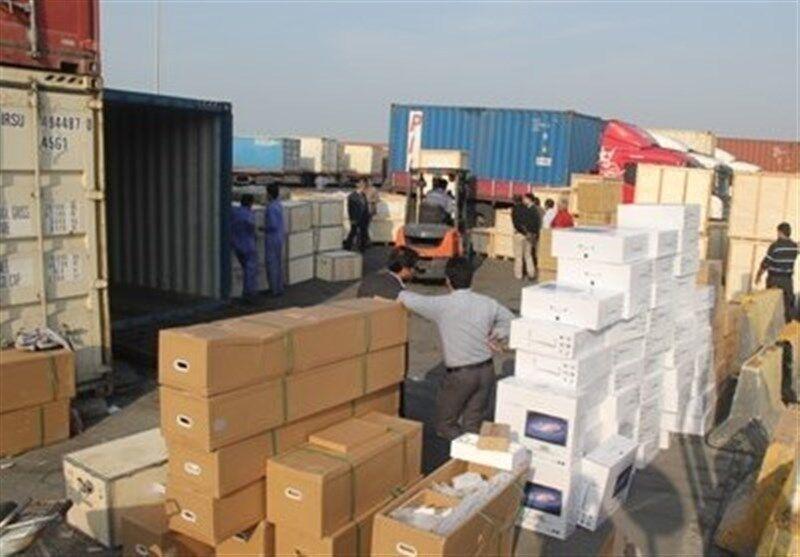 ۴۰ میلیارد ریال کالای قاچاق در تایباد کشف شد