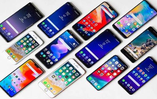 قیمت انوع گوشی موبایل در بازار