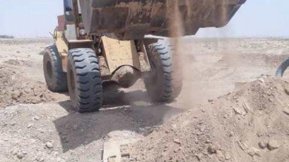 ۲ حلقه چاه غیر مجاز در برخوار پر و مسدود شد