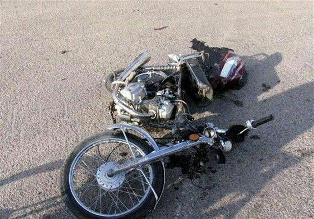 سهم موتورسواران در تصادفات فوتی بوشهر ۲ برابر میانگین کشوری است
