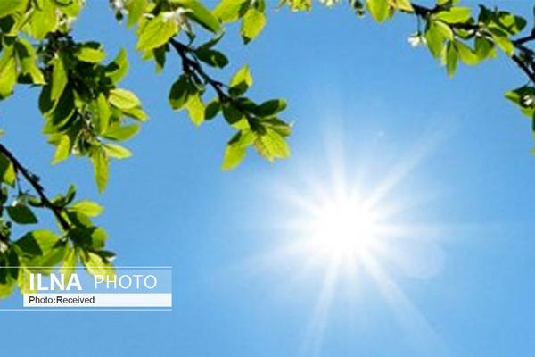 پیش بینی پایان هفتهای صاف و آفتابی برای قزوین