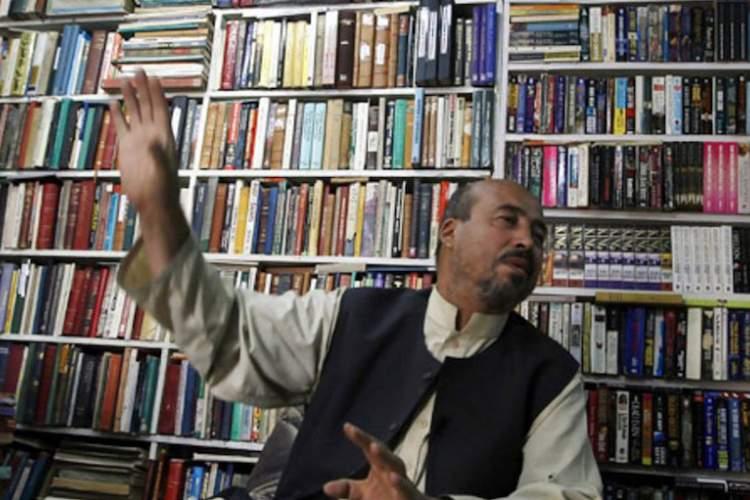 ادامه حیات کتابفروش کابل حتی با ظهور طالبان