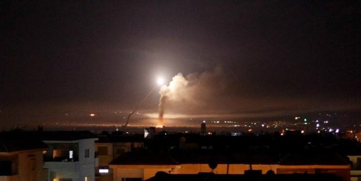 ۴ کشته و زخمی در حمله هوایی اسرائیل به «تدمر»