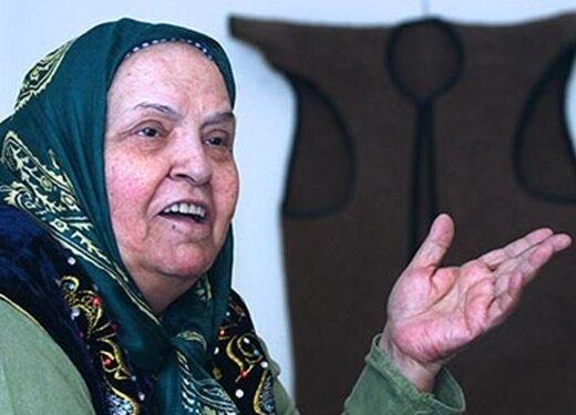 حالِ وخیمِ پروین بهمنی، خالق لالایی های مادرانه
