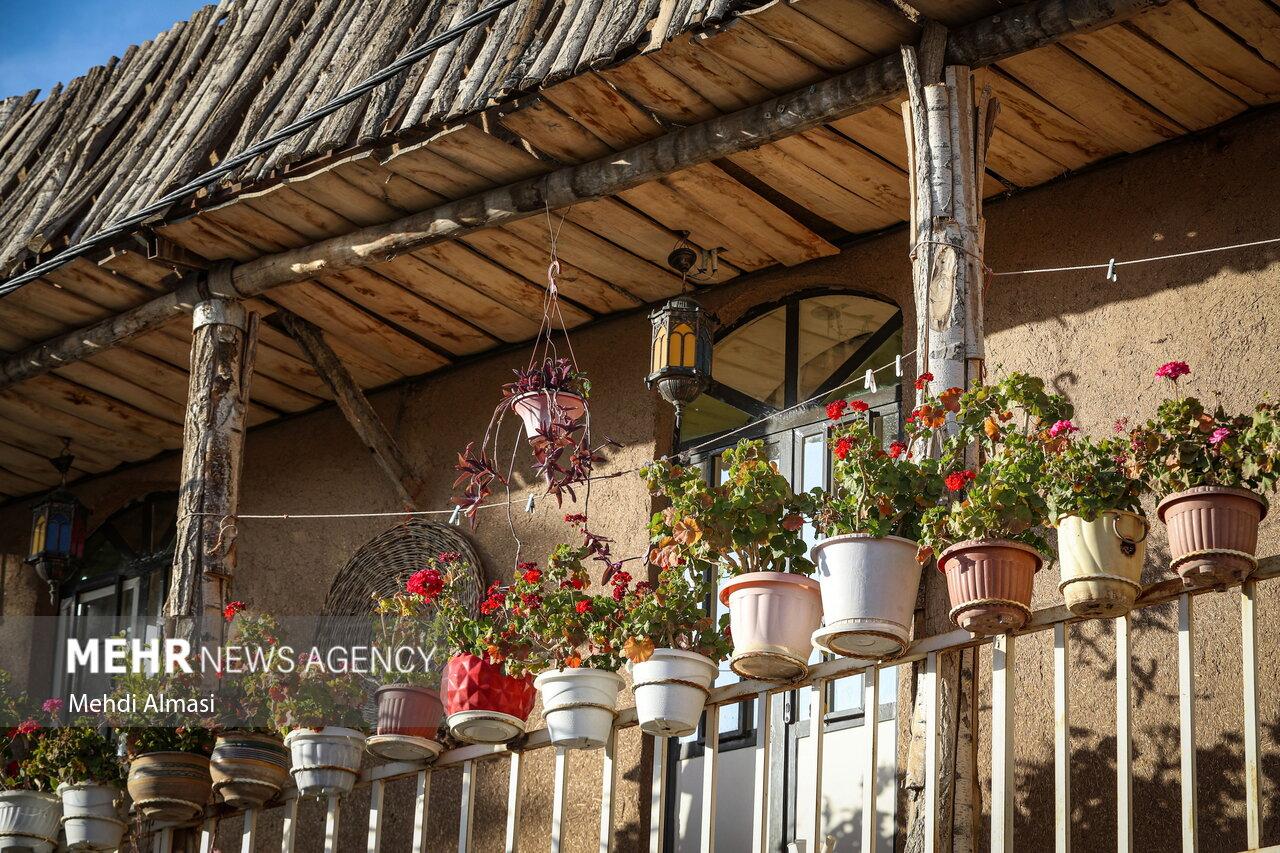 روستای تاریخی درسجین با ۷۰۰ سال قدمت