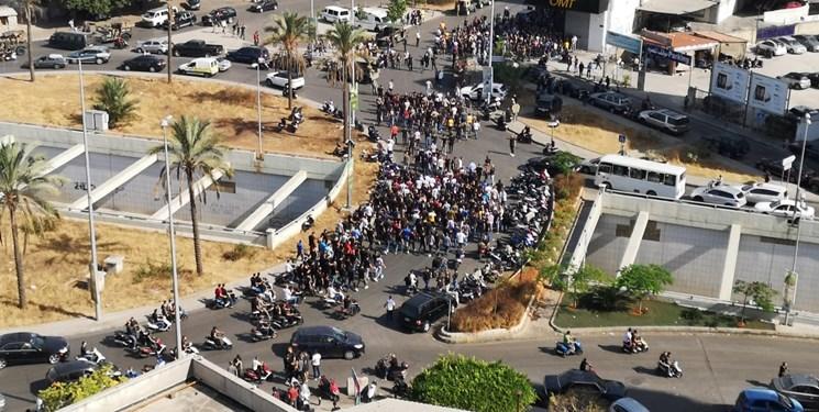 تیراندازی شدید به سمت تظاهراتکنندگان لبنانی