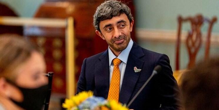 وزیر خارجه امارات به فلسطین اشغالی میرود