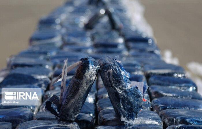 ۶۰۰ کیلوگرم مواد مخدر در بجستان کشف شد