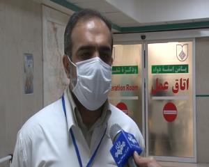 احیای کودک ۸ ساله در بیمارستان شهید اشرفی خمینی شهر