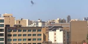 شنیده شدن صدای انفجار در بیروت؛ هشدار ارتش به افراد مسلح