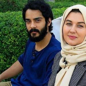 چهره ها/ ساعد سهیلی و همسر فرانسوی اش در کنار برج ایفل