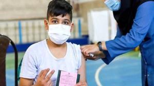 امروز، پایان طرح لکهگیری واکسیناسیون دانشآموزان یزدی