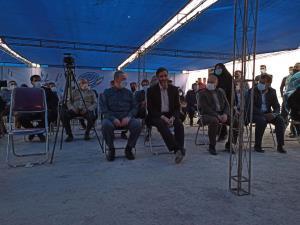 دبیر شورای عالی مناطق آزاد از مرز شلمچه بازدید کرد