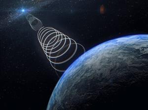 اخترشناسان یک سیگنال رادیویی مرموز کشف کردند!