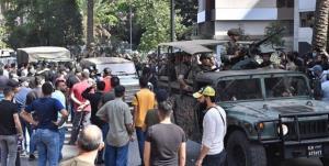 تداوم درگیری مسلحانه در بیروت؛ المیادین: بیش از 60 نفر مجروح شدند