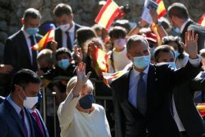 مرکل: اروپا با اتحاد میتواند مقابل چین بایستد