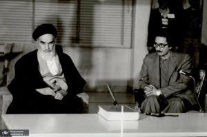 توصیه مهم امام خمینی (ره) به بنی صدر در همراهی با منافقین