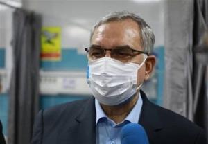 وزیر بهداشت: ایران در دو ماه اخیر سریعترین واکسیناسیون را در جهان داشت