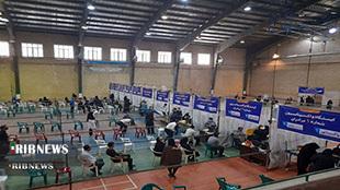 مراکز فعال واکسیناسیون کرونا در خرمآباد؛ ۲۲ مهر