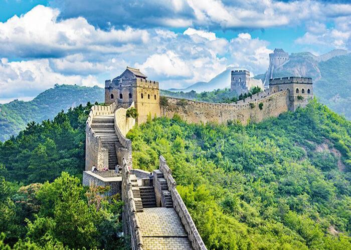 با گوگل در کنار دیوار چین قدم بزنید!
