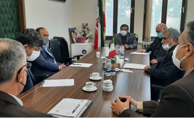 اولین ملاقات عمومی استاندار جدید اردبیل برگزار شد