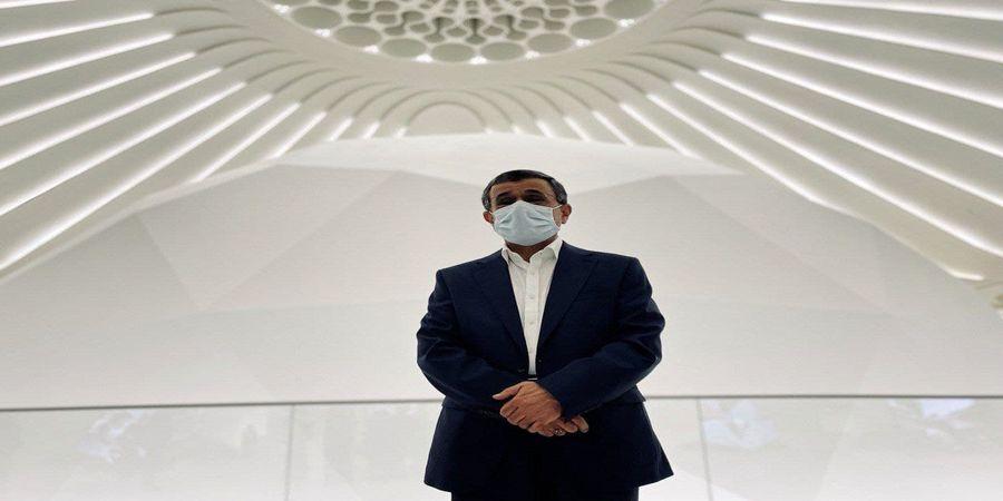 پیام احمدی نژاد خطاب به مردم جهان: دست به دست هم بدهیم