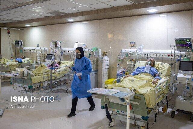 ۶۶۰ بیمار بدحال مبتلا به کرونا در البرز بستری هستند