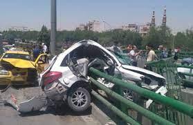 افزایش تصادفات در بوشهر