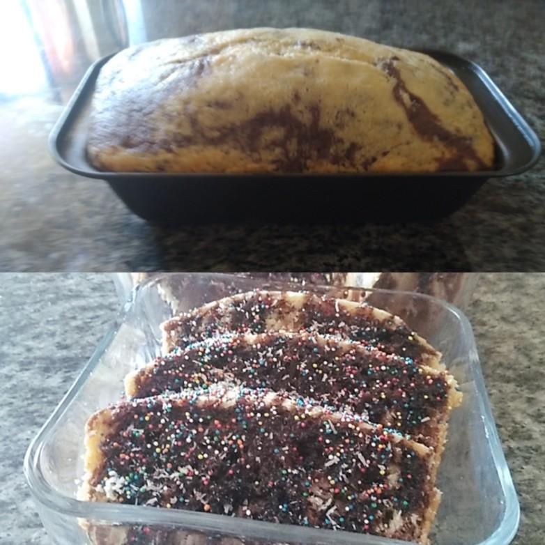 از شما/کیک خونگی