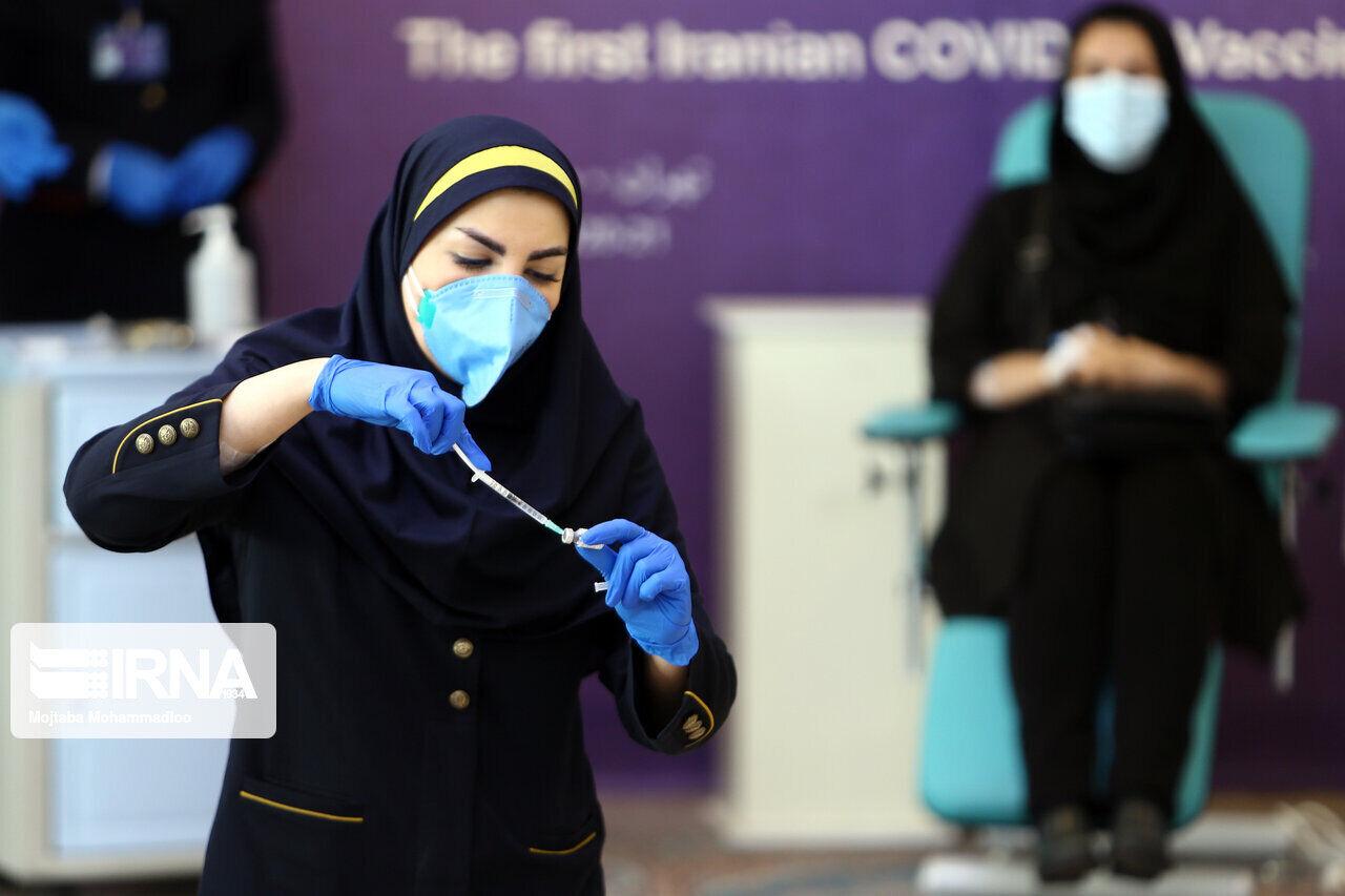 تنها ۶ درصد زنان باردار در ایلام دز دوم واکسن را تزریق کرده اند