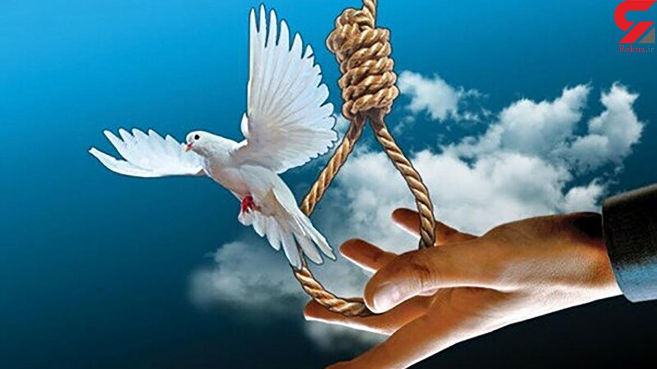 اتفاقی عجیب برای قاتل اعدامی زیر طناب دار؛ در گلستان رخ داد