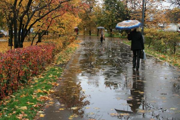 باران پاییزی در مازندران دوباره میبارد
