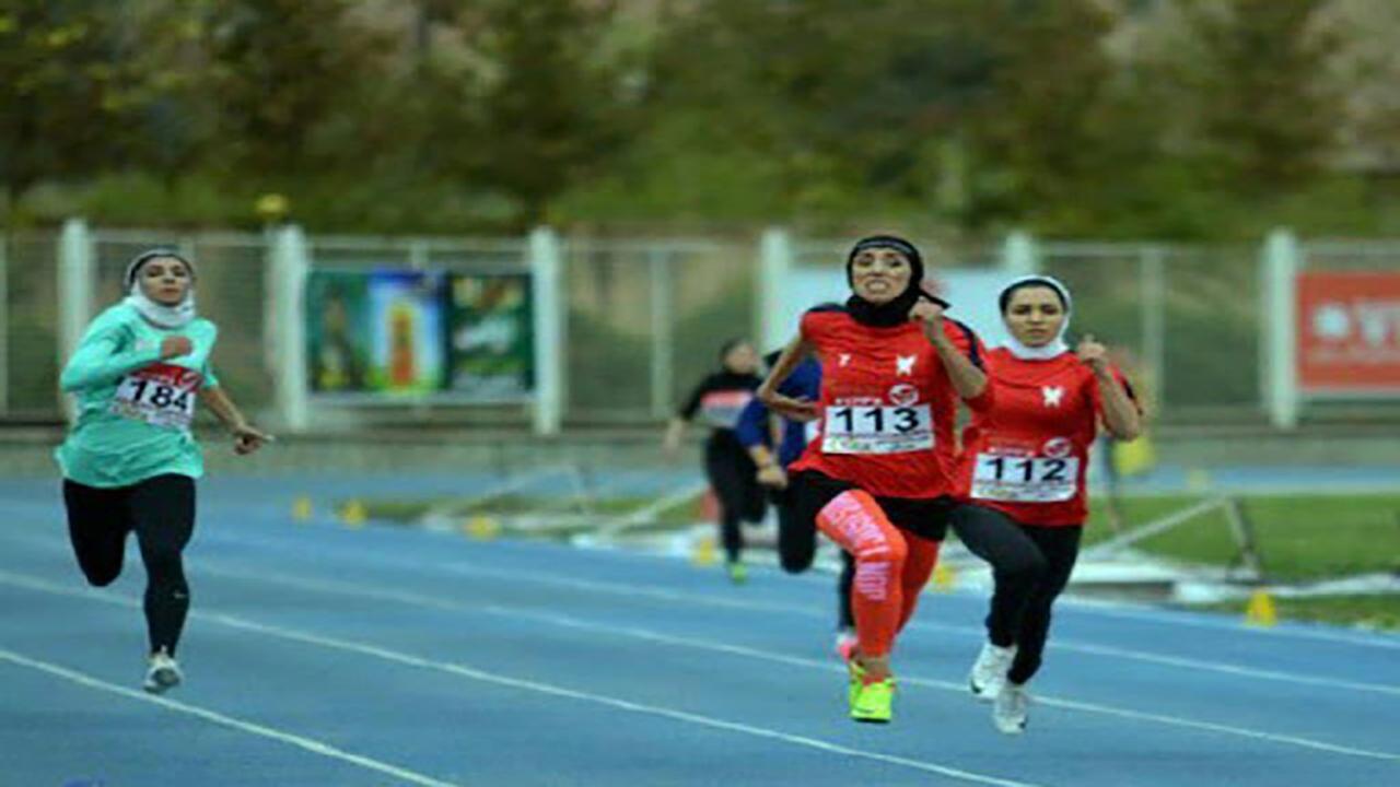 اعزام تیم دوومیدانی دختران خراسان شمالی به مسابقات کشوری