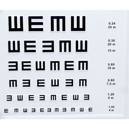 معاینه کامل چشم حداقل هر ۲ سال یکبار ضروری است