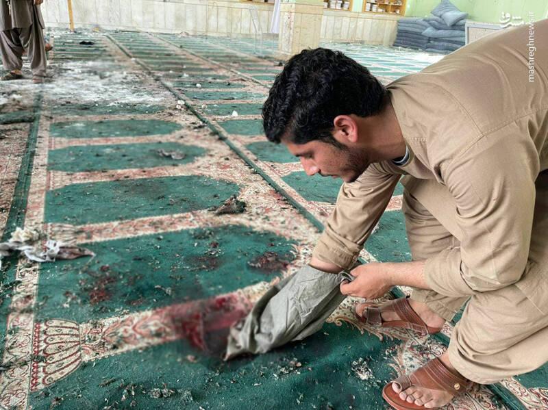 تصاویری دلخراش از محل انفجار بمب در قندهار (18+)