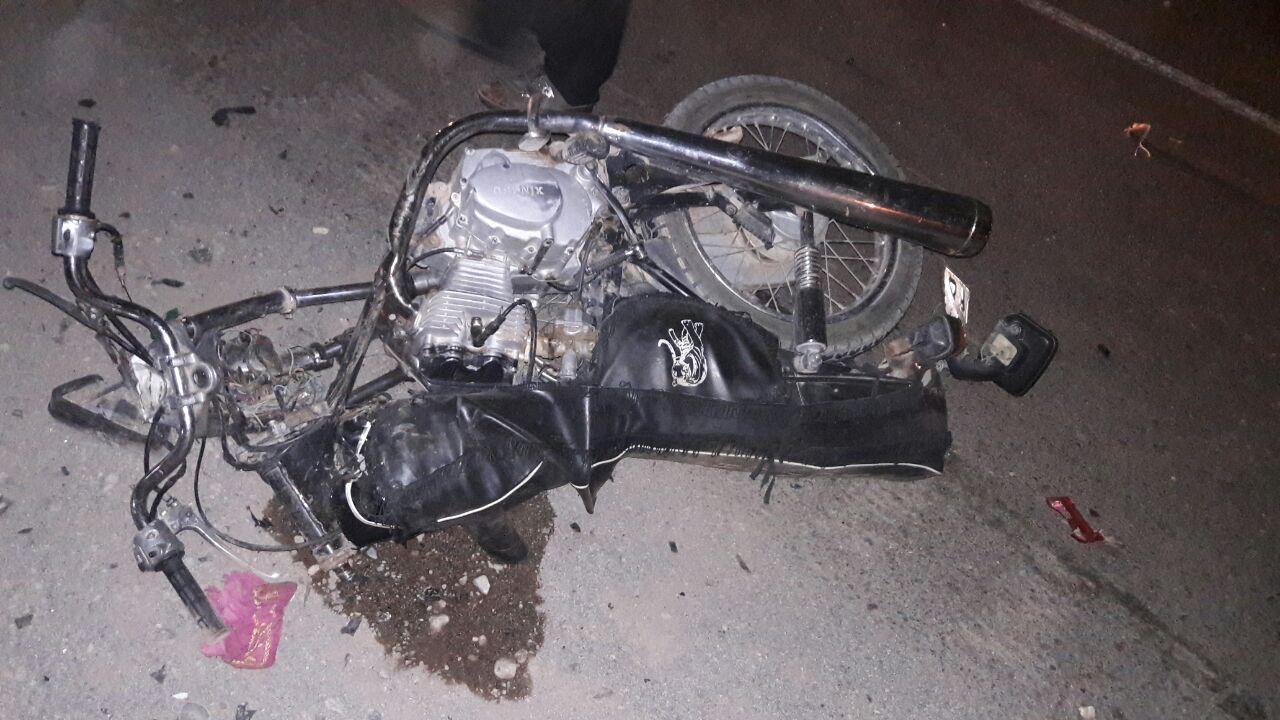 تصادف در رفسنجان ۲ جوان را به کام مرگ کشاند