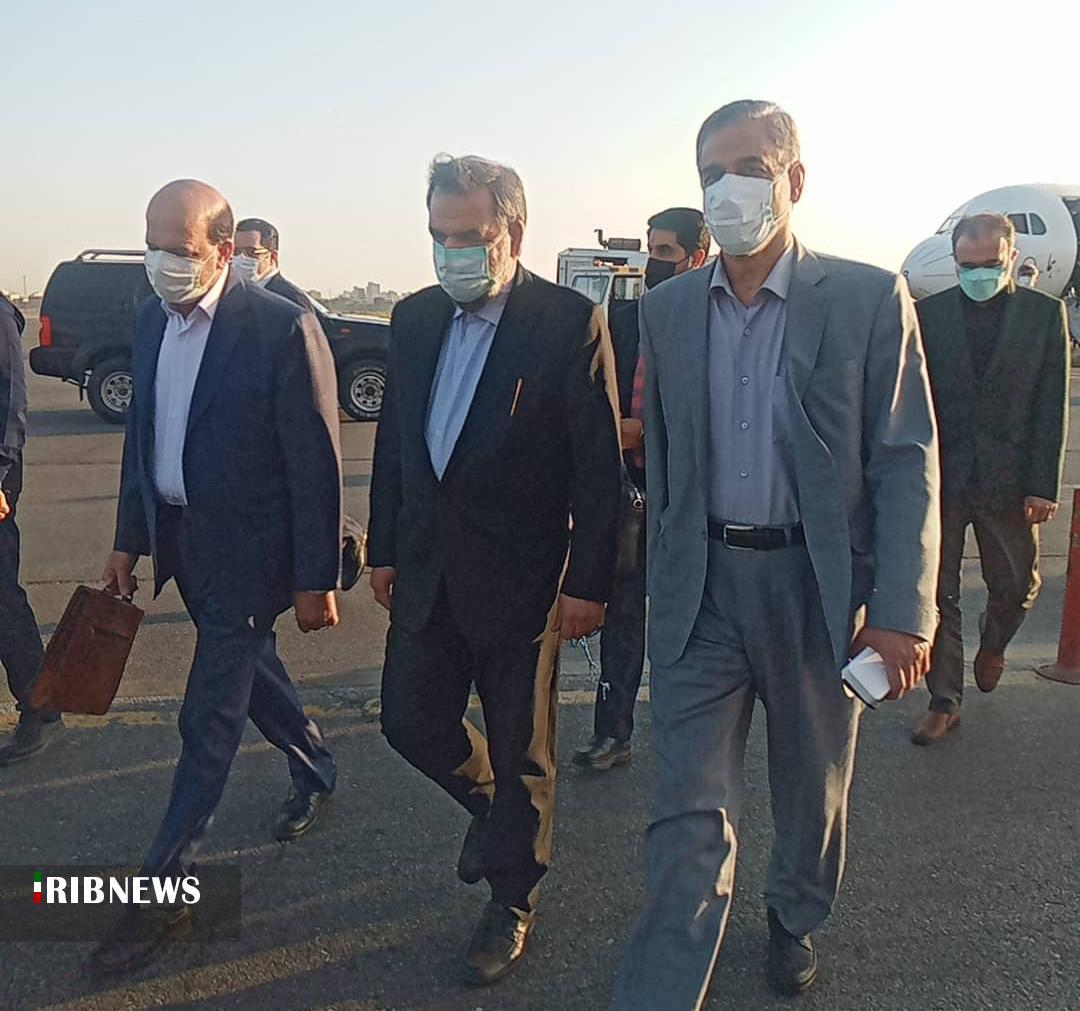 سفر معاون اقتصادی رئیسجمهور به خوزستان