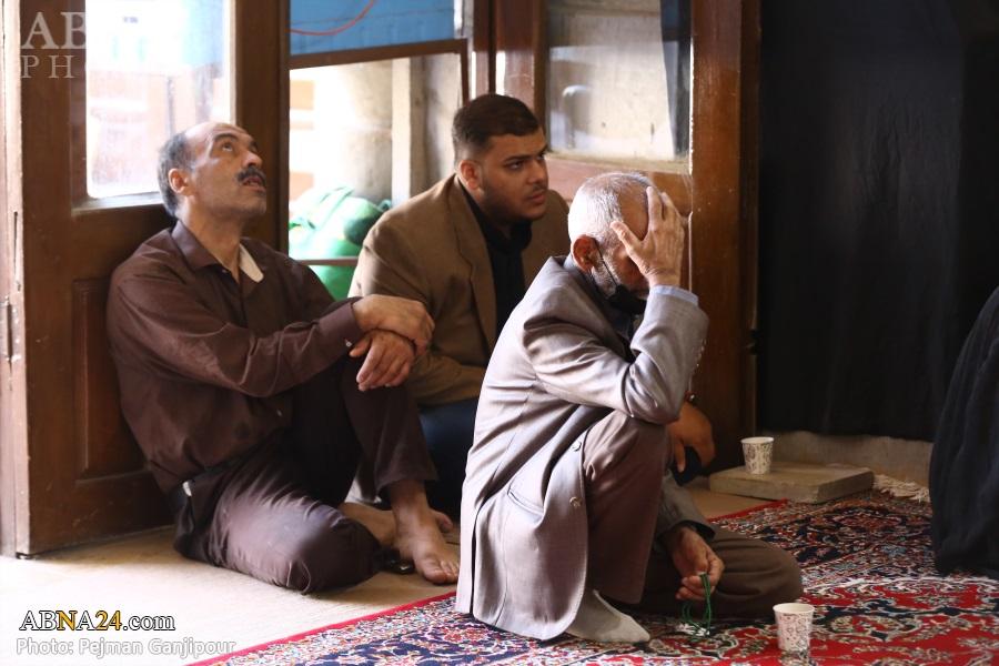 عزاداری و سوگواری شهادت امام حسن عسکری(ع) در اصفهان