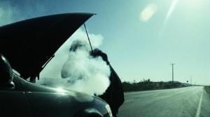 در صورت داغ شدن بیش از حد ماشین باید چکار کرد؟