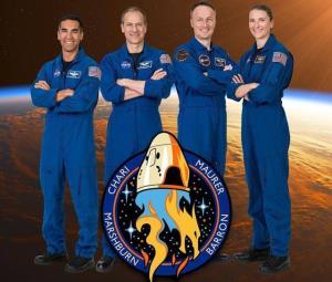 آماده شدن برای شش ماه اقامت در فضا
