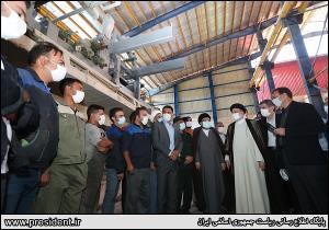 توئیت معاون رئیسی درباره سفر رئیسجمهور به شیراز