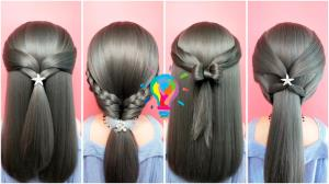 ایده هایی جدید برای موهای بلند